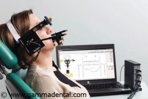 Elektronische Gelenk-Aufzeichnung bei craniomandibulären Dysfunktion (CMD)